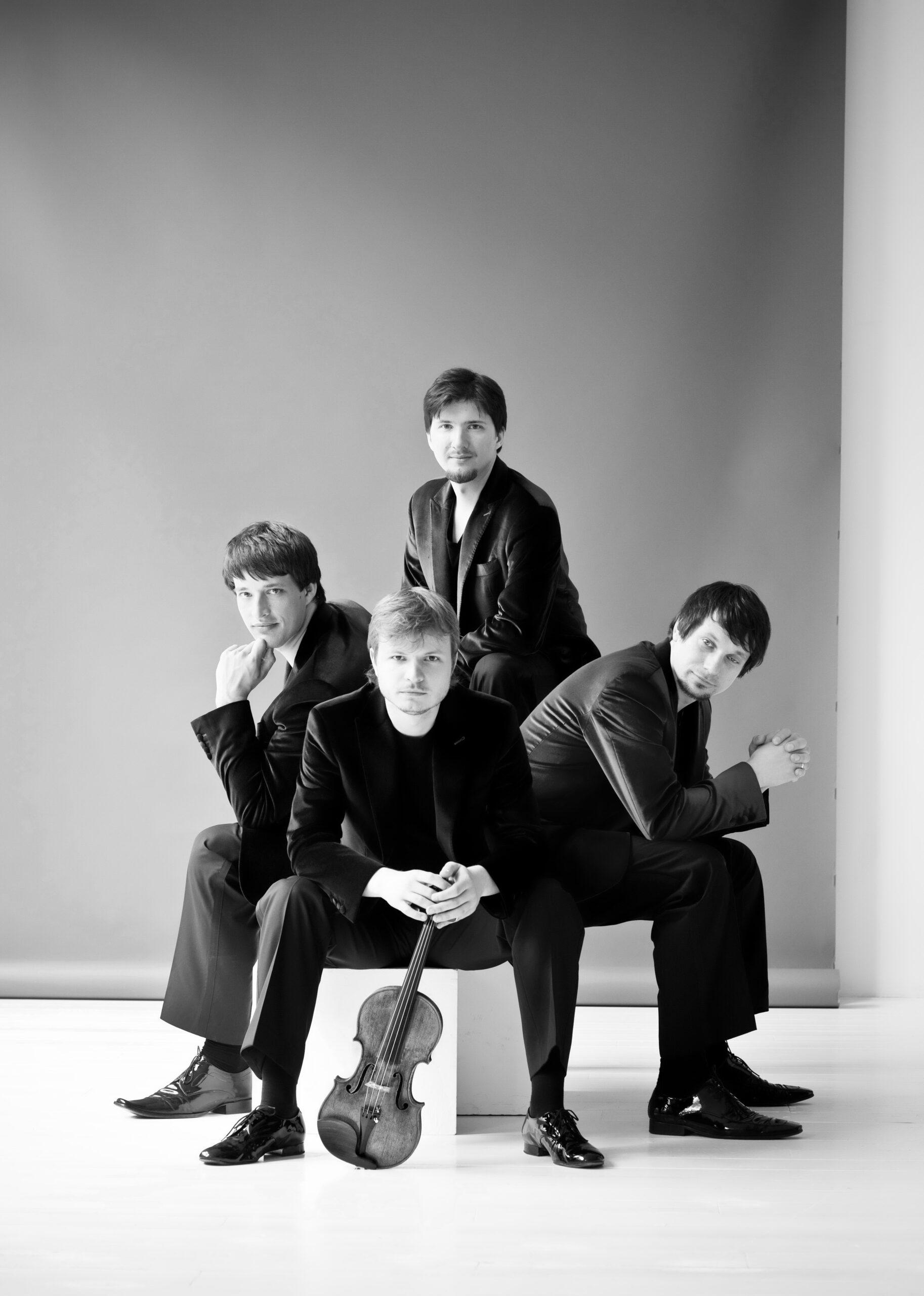 Chamber Music Festival - Minoa Palace Resort - Apollon Musagete Quartet