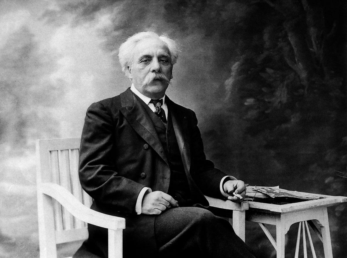Minoa Chamber Music Festival - Gabriel Fauré - Piano quintet no.2 op.115