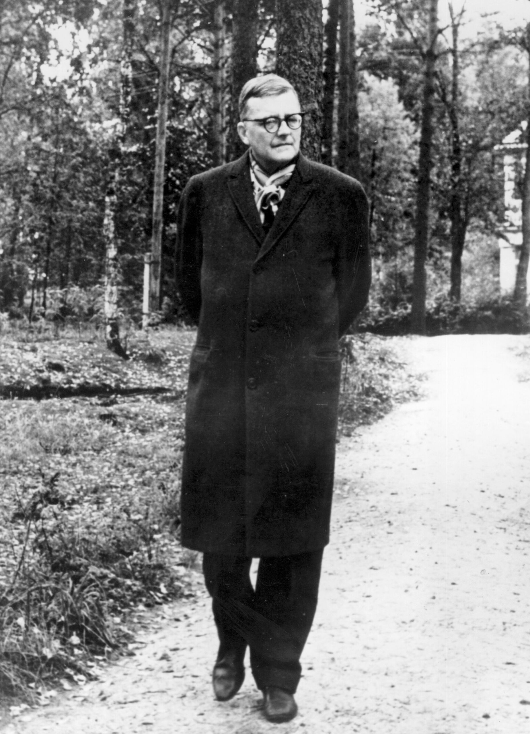 Minoa Chamber Music Festival - Shostakovich - 7 romances on poems by Alex. Blok op.127